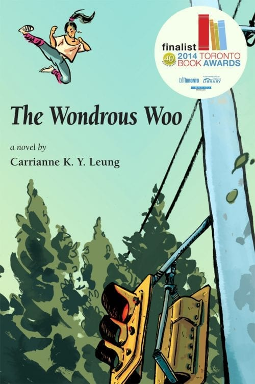 The Wondrous Woo cover