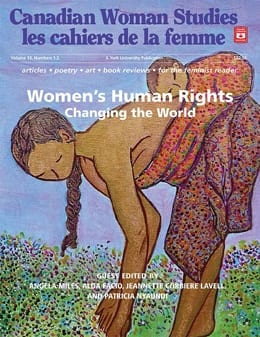 Women's Human Rights Changing the World Cover