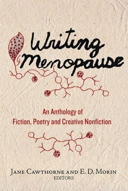 Writing Menopause cover
