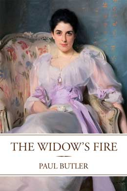 The Widow's Fire cover