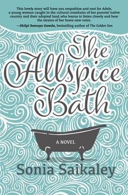 The Allspice Bath Cover