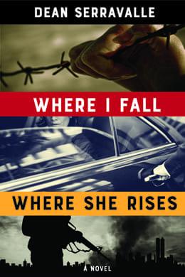 Where I Fall Where She Rises Cover