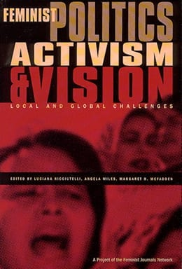 Feminist Politics Activisum and Vision cover