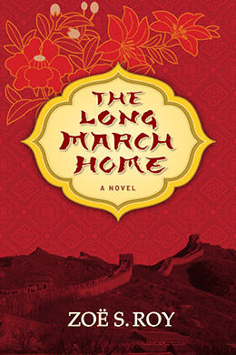 The Long March Home cover