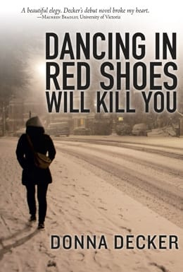 Dancing in Red Shoes Will Kill You cover