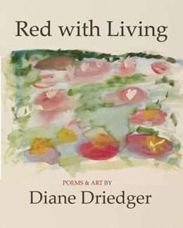 Red with Living cover