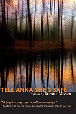 Tell Anna she's Safe cover