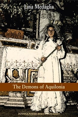 The Deamons of Aquilionia cover