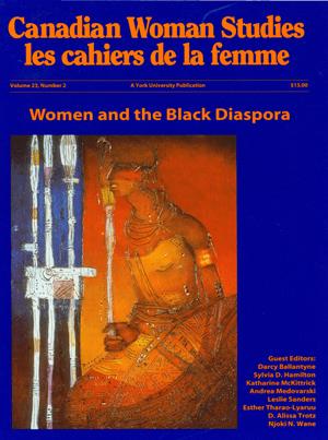 Women and the Black Diaspora cover