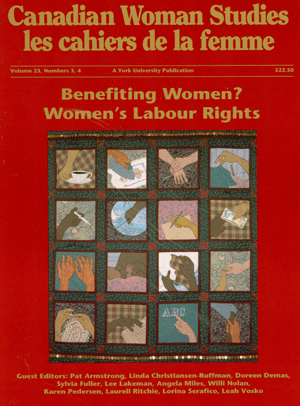 Benefiting Women? cover
