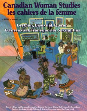 Lesbian, Bisexual, Queer, Transsexual/Transgender Sexualities cover
