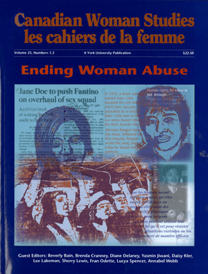 Ending Woman Abuse cover