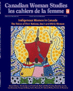 Indigenous Women in Canada: The Voices of First Nations, Inuit and Métis Women cover