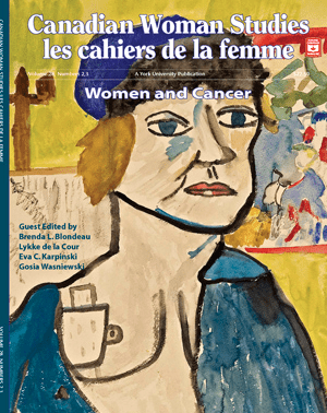 Women and Cancer cover