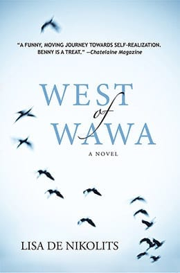 West of Wawa cover
