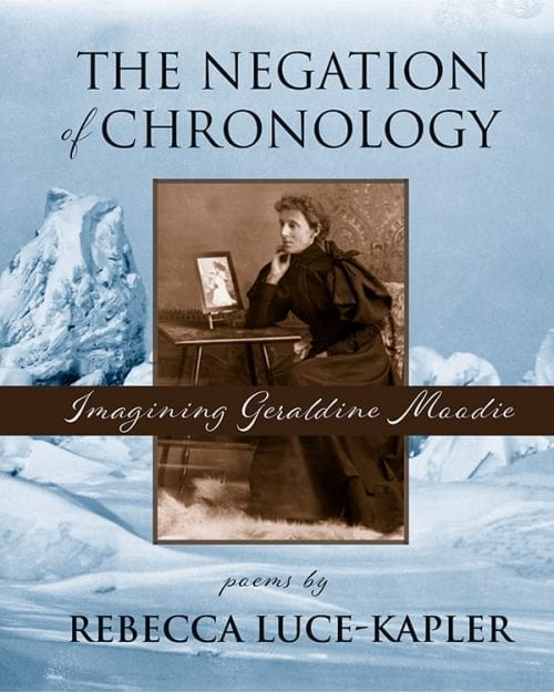The Negation of Chronology cover