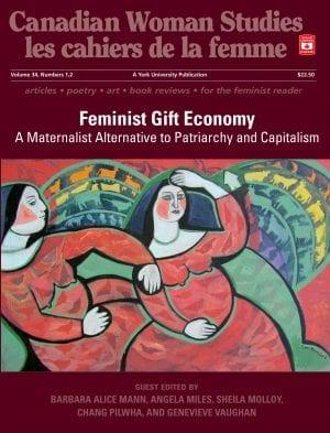 Feminist Gift Economy journal cover