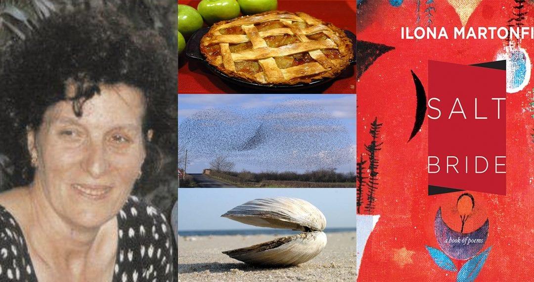 Ilona Martonfi and her book
