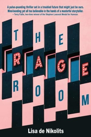 The Rage Room cover